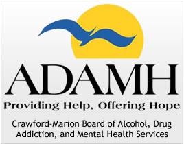 ADAMH Logo